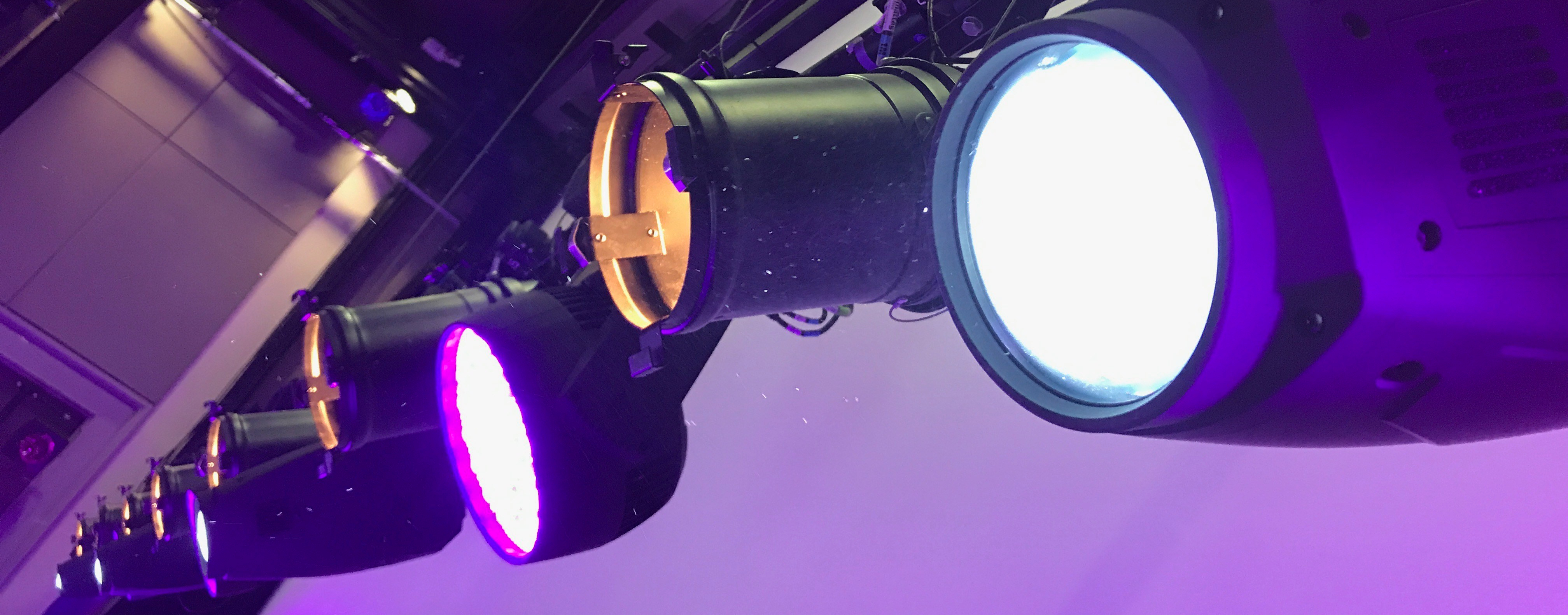Chauvet Maverick MK1 Spots and Rogue R3 Washes Hire