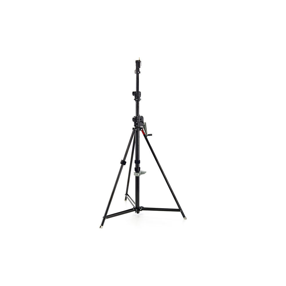 Manfrotto 087NW Wind-Up Stand – Black
