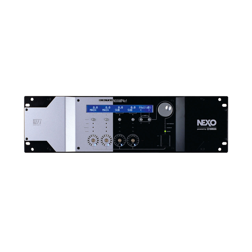 Nexo NXAMP 4×1 Amplifier
